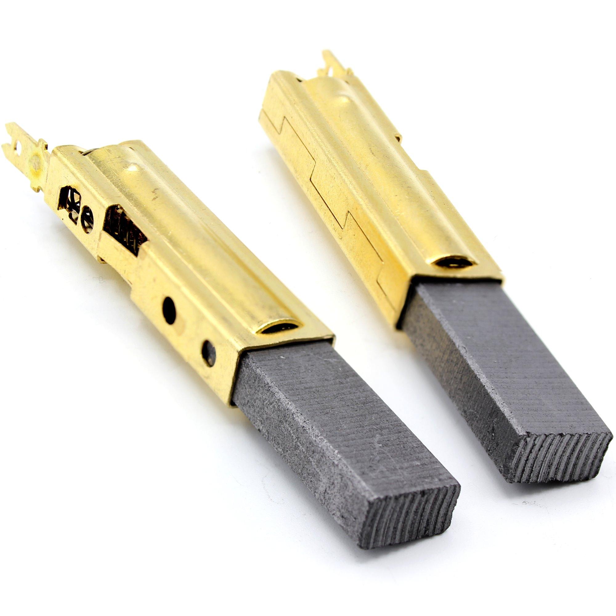Sb 400 Balais de Charbon pour Bosch SB350-2 Sb 400 Rle SB400-E 6,3x6,3x15mm