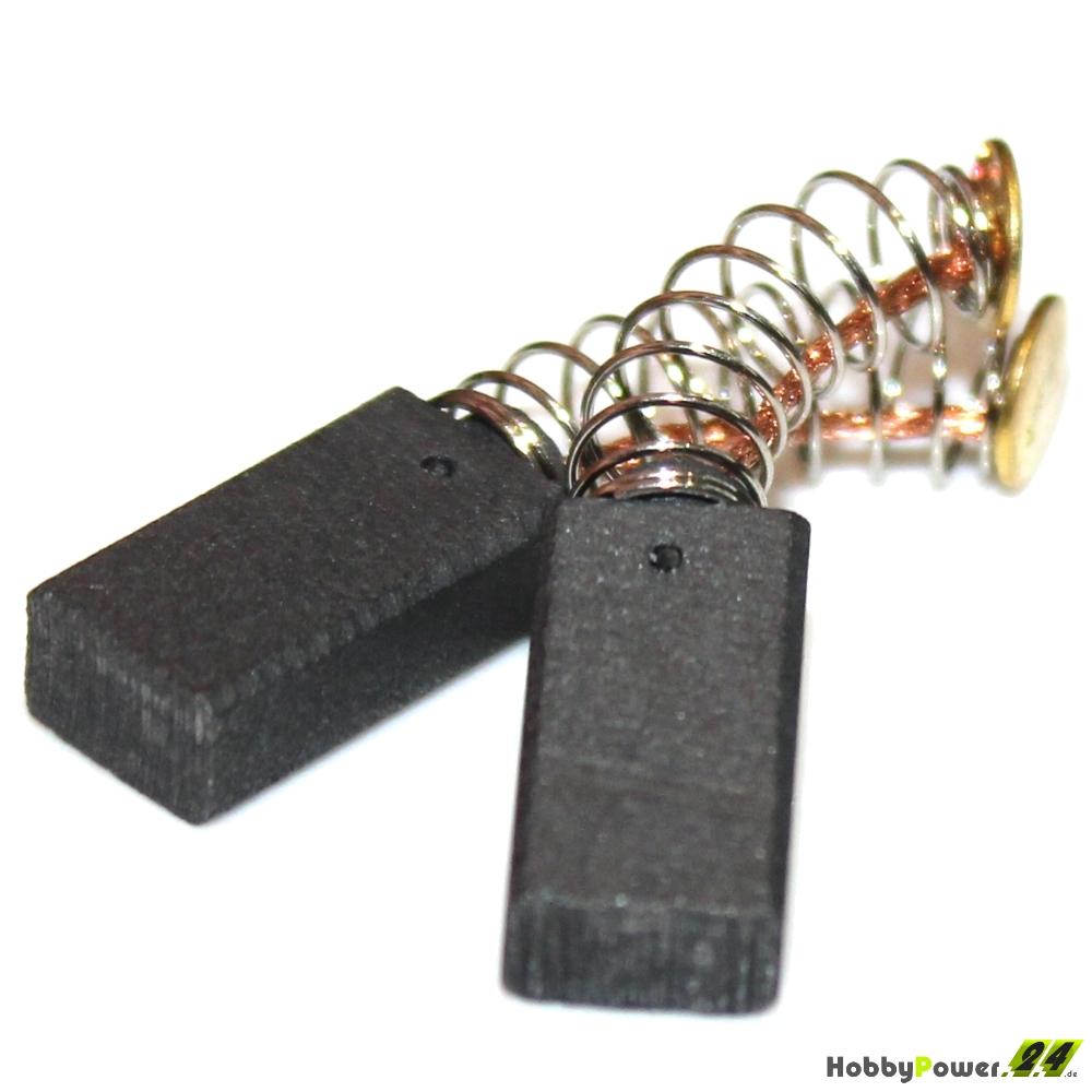 Kohlebürsten Kohlen für Bosch Bohrmaschine 5x8 CSB 650-2 RE CSB 650-2 RET //A9