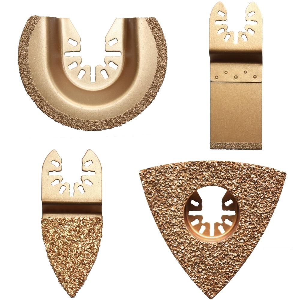 B14 3x HM Hartmetall Raspel Fingerform für Bosch GOP 10,8 V-LI GOP 14,4 V-EC